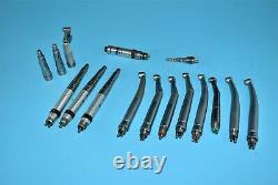 Kavo Et Star Dental Dentistry Endodontic Handpieces 13 Unités High Speed 6 Pin