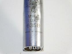 Kavo Mira Lux3 635b Dental Highspeed Hand Piece Fiber Optic Push Button Outil