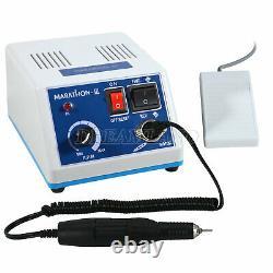 Laboratoire Dentaire Marathon Micromotor Électrique 35k RPM Ponceuse À Main Ensemble LMM