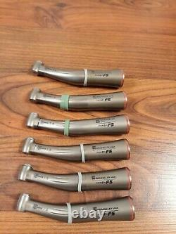 Lot De 6 Brasseler Forza F5 15 High Speed Electric Dental Handpiece