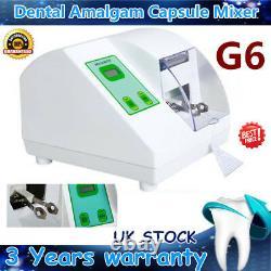 Mélangeur Capsule D'amalgame D'amalgame Dentaire À Grande Vitesse Hl-ah G6 4200rpm Royaume-uni
