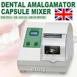 Nouvelle Machine G6 De Mélangeur De Capsule D'amalgame D'amalgame De Hl-ah Numérique Dentaire À Grande Vitesse