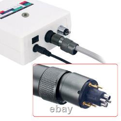 Nsk Style Dental Brushless Led Électrique Micro Moteur 15 Augmenter La Pièce À Main Us