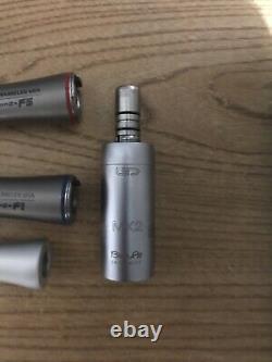 Outils Dentaires Set De Main Électrique (brasseler F1, F5, Ls1s Et Bien Air Mx2)