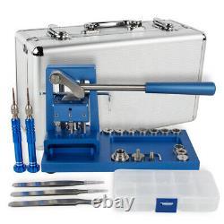 Portable Dentaire Handpiece À Grande Vitesse Maintenance Des Cartouches Réparation Presse Tool Kit