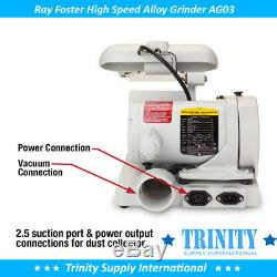 Ray Foster Haute Vitesse En Alliage Grinder Ag03 Dental Lab Made In USA