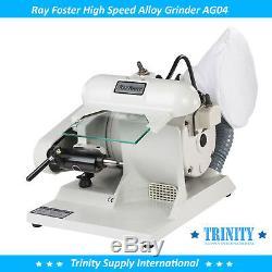 Ray Foster Haute Vitesse En Alliage Grinder Ag04 Dental Lab Robuste Fabriqué Aux Etats-unis