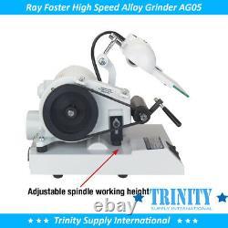 Ray Foster Haute Vitesse En Alliage Grinder Ag05 Dental Lab Robuste Fabriqué Aux Etats-unis