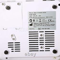 Scaler Ultrasonique Portable Dentaire De Piezo Avec 2 Bouteilles D'eau Pour Cavitron Ems Ee1