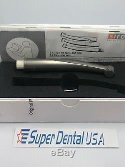 Sirona Dental T1 Boost S Highspeed Nouveau Pièce À Main! Superdentalusa