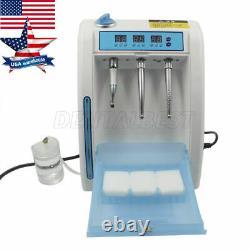 Système De Lubrification Des Pièces À Main Dentaires Lubrifiant Nettoyant Dispositif De Ravitaillement Machine À Huile
