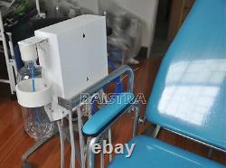 Unité Portable De Traitement De Chaise Pliante Dentaire Avec Le Kit De Pièce À Main À Grande Et Basse Vitesse 4hole