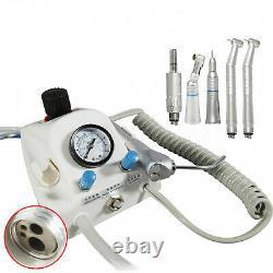 Yabangbang Dental Kit À Main Haute Vitesse / Unité De Turbine Portable 4hole